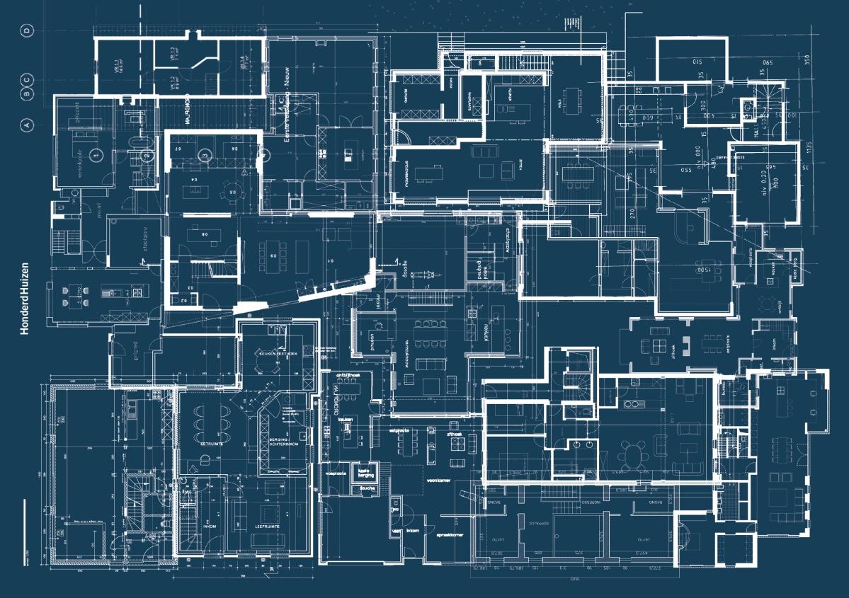 honderdhuizen-af-font